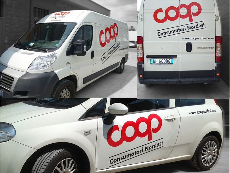 COOP-CONSUMATORI-NORD-EST-DECORAZIONE-FLOTTA-AZIENDALE-